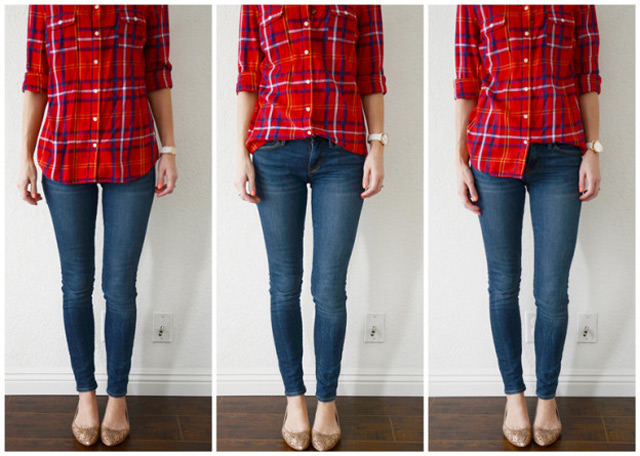 Step-by-step tutorial to master the half-tuck