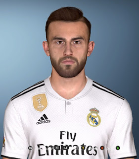 PES 2017 Faces Borja Mayoral by Shenawy