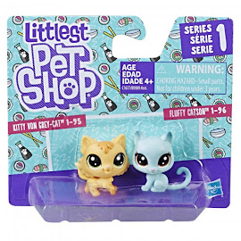 LPS Series 1 Mini Pack Fluffy Catson (#1-96) Pet