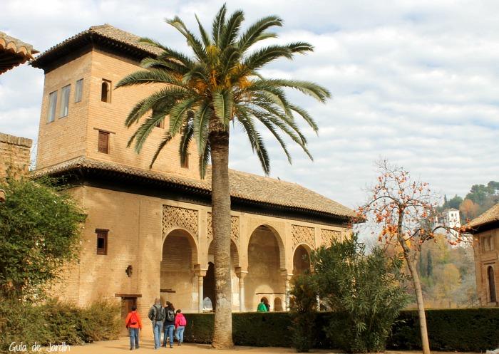 Partal, Alhambra de Granada