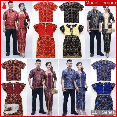 ZBT02909 Kebaya Batik Couple Sarimbit Keluarga Mentari BMGShop