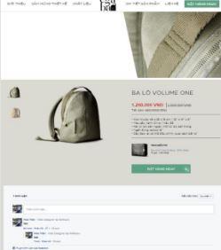 Landing Page blogspot bán hàng