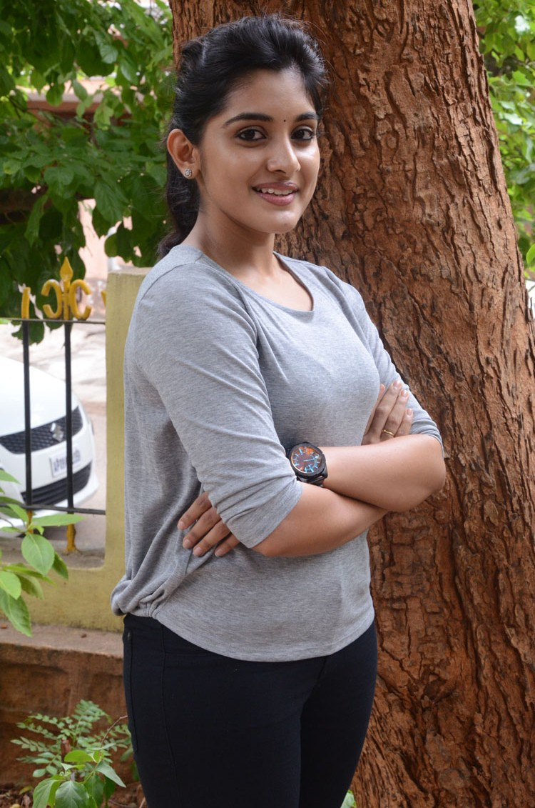 Nivetha Thomas photos at Gentleman event