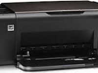 HP Deskjet 2060 Driver Windows 10 PC