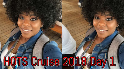 Huddle on the Sea Super Bowl Cruise 2018- Day 1| PrettyPRChickTV