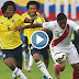 Perú vs Colombia EN VIVO ONLINE Eliminatorias Conmebol