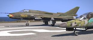 arma3用 SU-22M4アドオン