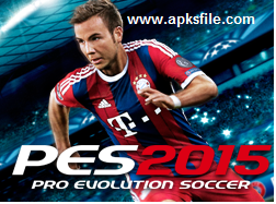PES 2015 (Pro Evolution Soccer) APK Download for Android