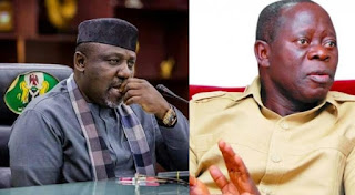OKOROCHA RESPONDS OSHIOMOLE OVER CONFLICT WITH CATHOLIC CHURCH