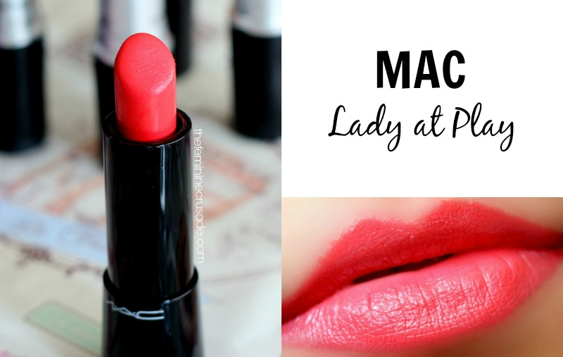 MAC Lady At Play