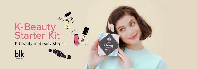 Anne Curtis' BLK K-Beauty Kit