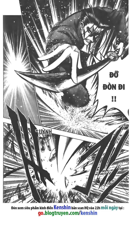 Rurouni Kenshin chap 52 trang 18