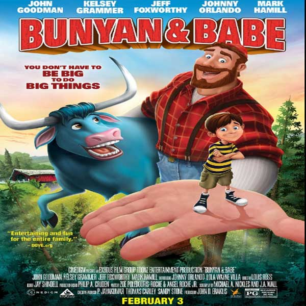 Bunyan and Babe, Bunyan and Babe Synopsis, Bunyan and Babe Trailer, Bunyan and Babe review