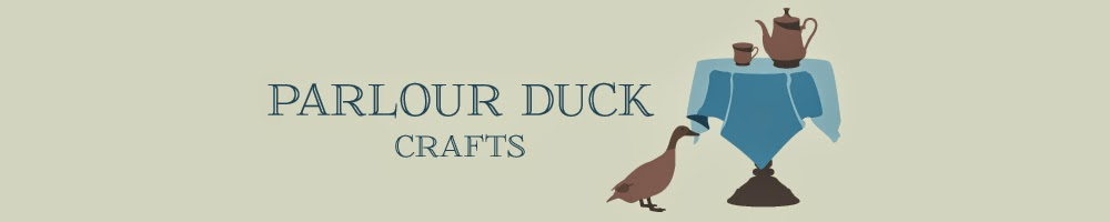 Parlour Duck crafts