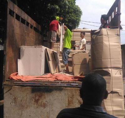 Sewa Truk Jakarta Yogyakarta Murah