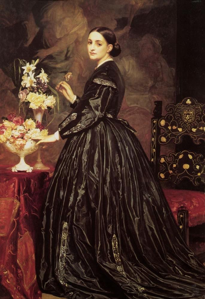 Sra. James Guthrie - Lord Frederick, o mais famoso artista britânico do século XlX
