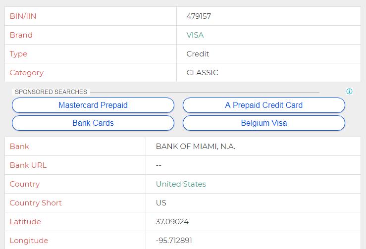 اقوى مواقع توليد وفحص بطاقات