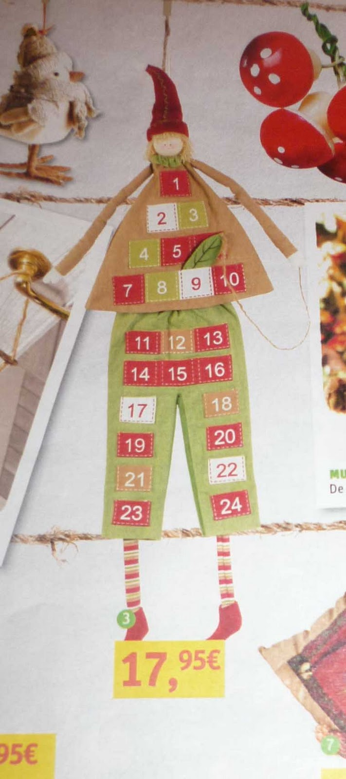 Calendario De Adviento Txikis Del Bidasoa