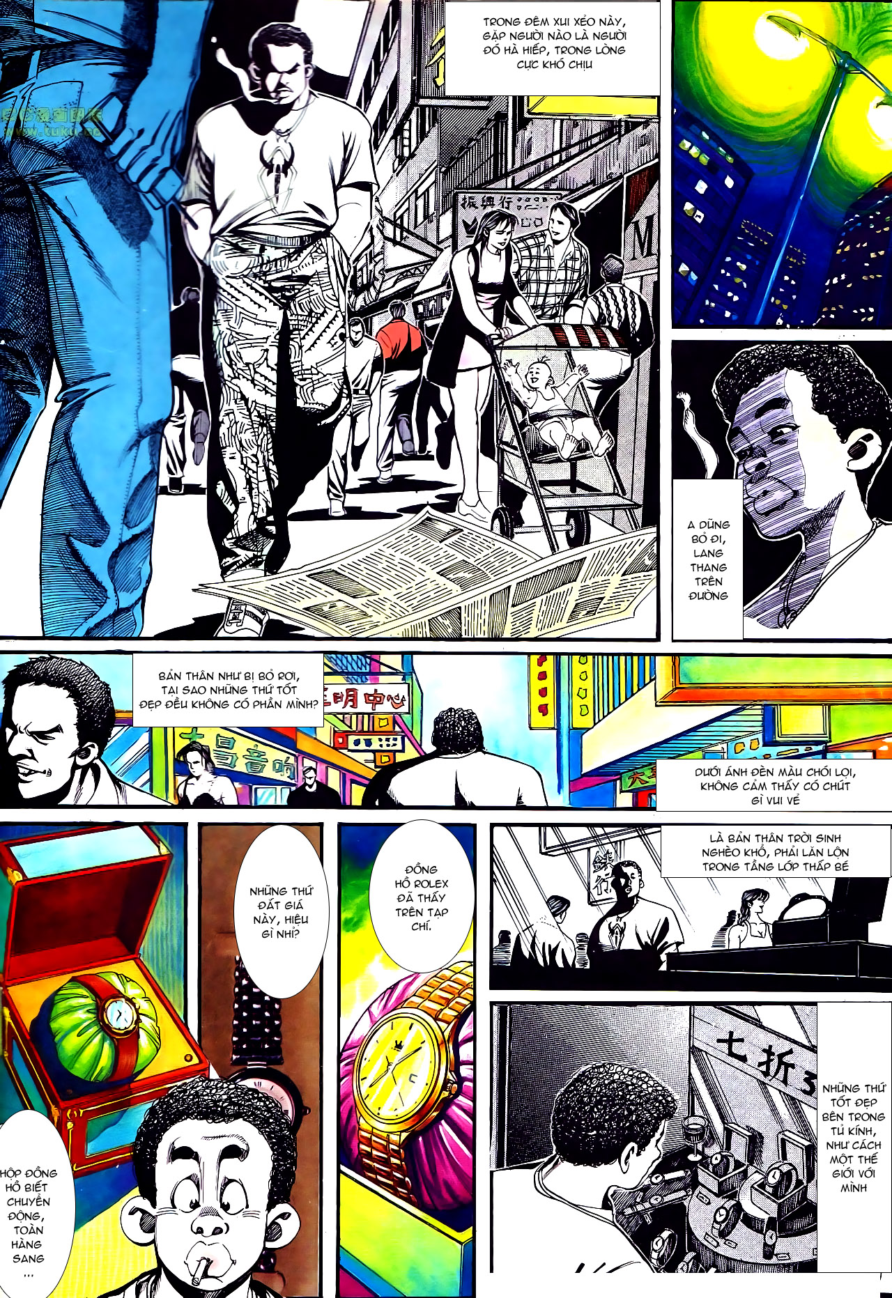 Người Trong Giang Hồ chapter 152: trăng sáng chiêm đông trang 19