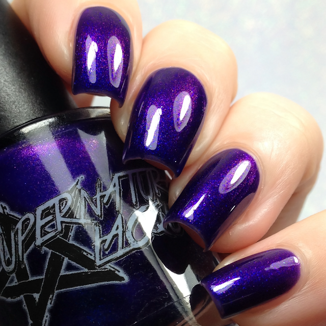 Supernatural Lacquer-Shard of Division