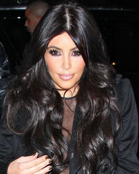 Christina Oliva S Hair Extensions Blog Kim Kardashian