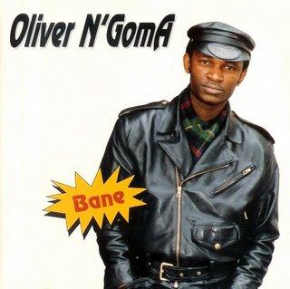 Gabon - Oliver Ngoma