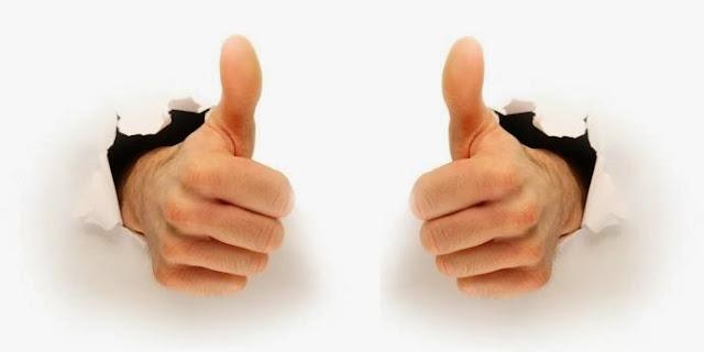 2 thumbs up untuk vivix shaklee