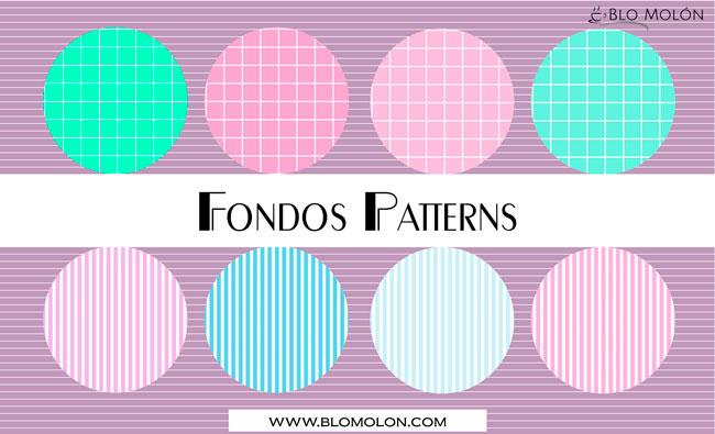 fondos patterns a