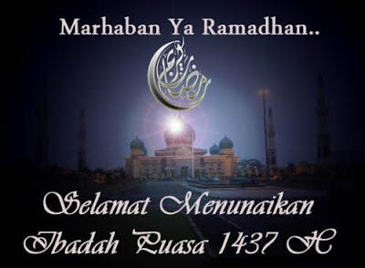 kata ucapan selamat berpuasa ramadhan terbaru