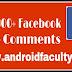 Get 1000+ Facebook Auto Comments - Online Auto Comment Creator
