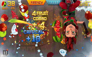 Tải game Fruit Ninja