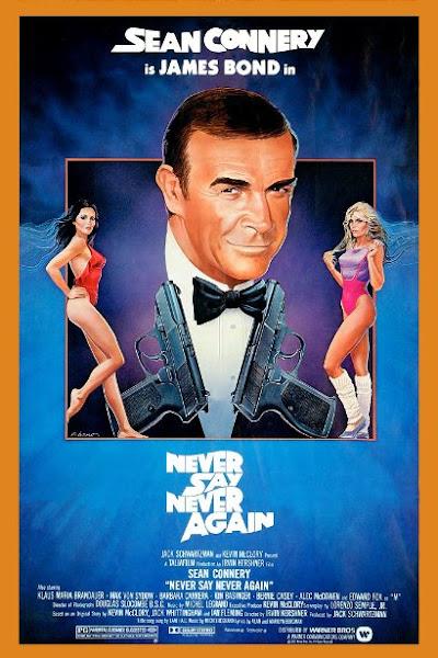 Poster Of James Bond Never Say Never Again 1983 720p BRRip Full Movie Download