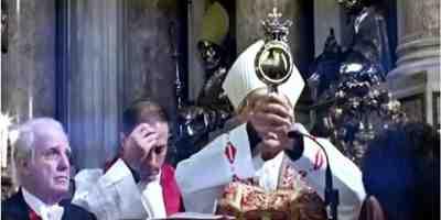 Cerimônia do sangue de San Gennaro