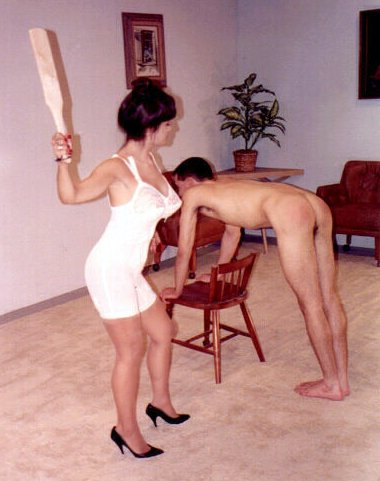 Dominant wife keeps her cuckold happy sph
