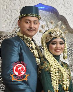 pengantin sunda di Jakarta