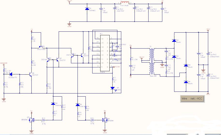 12-40 Voltage Dc To Dc Converter Schematic