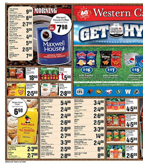 AG Foods Flyer November 19 – 25, 2017