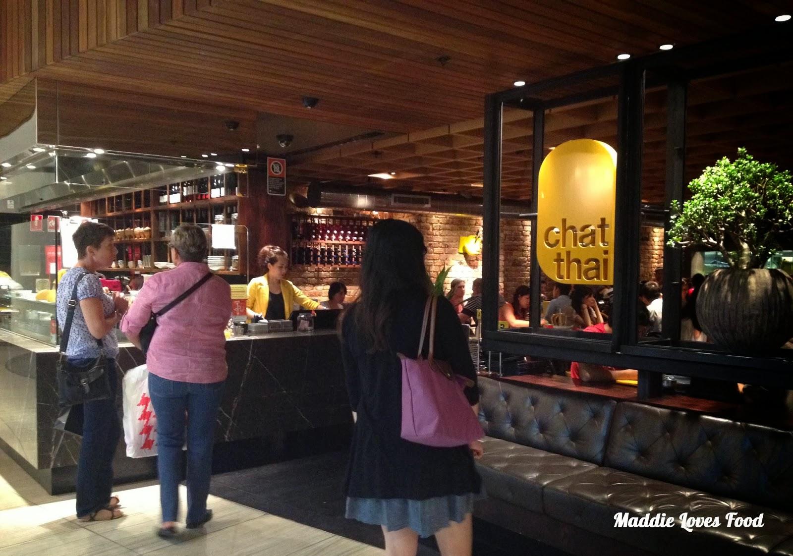 Chat Thai Food Court