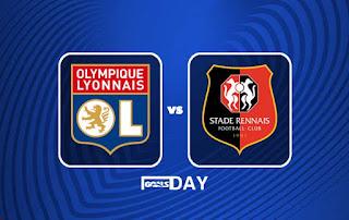 Lyon vs Rennes – Highlights