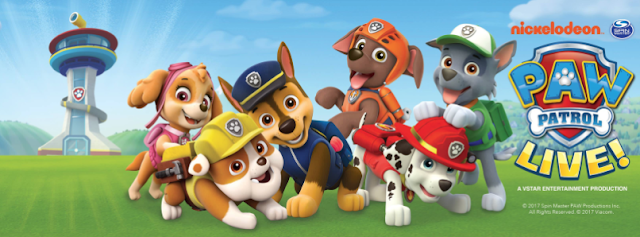 Check It Out: PAW Patrol live tour + GIVEAWAY!