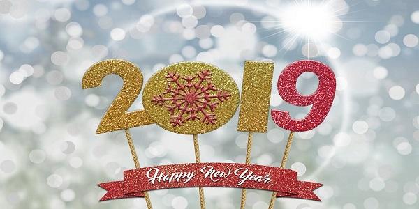 Kata Kata Ucapan Selamat Tahun Baru 2019 Bergambar (Untuk Pacar /Keluarga)