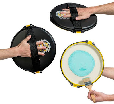 Anti-Gravity Paint Tray