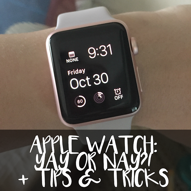 review of the apple watch sport the little aslam