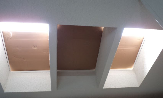 DIY a Skylight Curtain for $20
