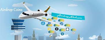 Pengertian Airdrop, Bounty dan ICO Dalam Uang Digital