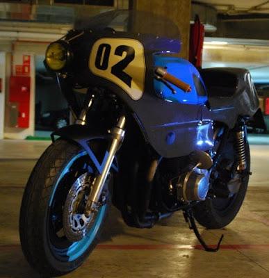 Suzuki GS 850   by Monotronomo