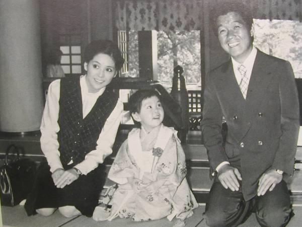 Kyu Sakamoto y su familia
