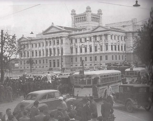 Palacio Legislativo año 1943