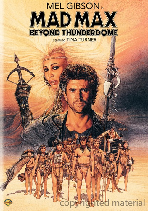 Download Film Mad Max Beyond Thunderdome (1985) BluRay