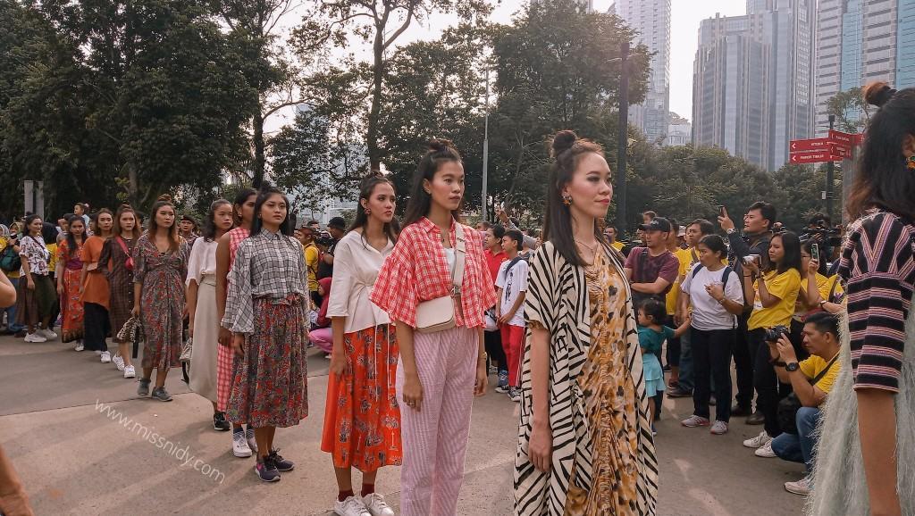 fashion show by nikocia